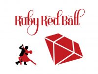 Ruby Red Ball